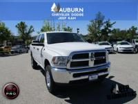 LOW MILES, 4WD, TOWING PACKAGE!  This 2016 Ram 3500