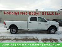 *** SUPER SHARP ONE OWNER 2016 DODGE RAM 3500 DUALLY