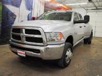 Purchase this heavy duty bright silver 2016 Ram 3500