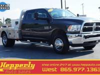 CARFAX One-Owner. This 2016 Ram 3500 Tradesman in