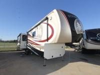 Step inside this Redwood fifth wheel and see how
