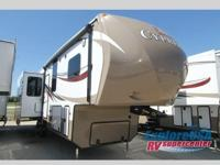 2016 REDWOOD RV CYPRESS CY36CRL - FIFTH WHEEL 6PT AUTO