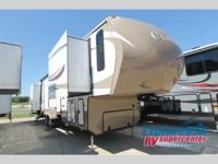2016 REDWOOD RV CYPRESS CY38CFL - FIFTH WHEEL