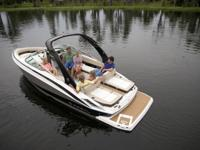 "2016 Regal 2500 SpecificationsLOA 26'3""Beam 8'6"""