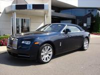 All New Rolls-Royce Dawn! Dawns alluring presence is
