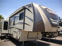 Brand New 2016 Sabre 33 CKTS Premium Fifth Wheel LOADED