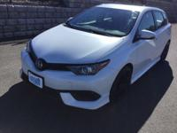 Like New Scion IM! Blizzard Pearl With black Leather