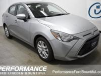 Clean CARFAX. Sterling 2016 Scion iA 4 Dr FWD 6-Speed