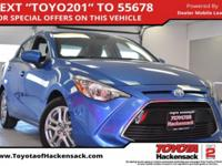 CARFAX One-Owner. Sapphire 2016 Scion iA FWD 6-Speed