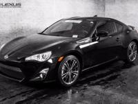 2016 Scion FR-S. ABS brakes, Alloy wheels, Electronic