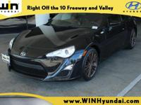 CARFAX One-Owner. Clean CARFAX. Raven 2016 Scion FR-S