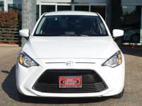 Options:  2016 Scion Ia|Frost/Mid Blue Black|V4 1.5 L