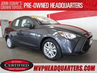 2016 Scion iA. A reliable Toyota product that's