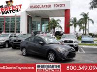 Come see this reliable 2016 Scion iA . Wheels: 16 x 5.5