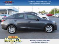 This 2016 Scion iA in is well equipped with: 42/33