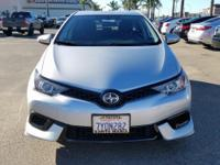 Options:  2016 Scion Im Base|Silver|Clean Carfax.