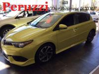 CARFAX One-Owner. Clean CARFAX. Green 2016 Scion iM FWD