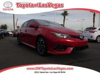 Toyota Certified! Like new. Be the talk of the town