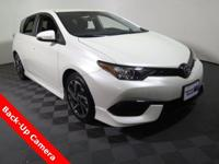 2016 Scion iM Base Hatchback with a 1.8L Engine. Cloth