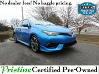 No hidden dealer fees! No haggle pricing. Clean carfax.