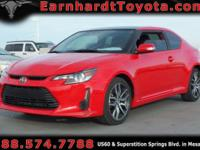 We are thrilled to offer you this *CERTIFIED 2016 SCION