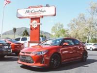 Options:  2016 Scion Tc 10 Series|Carfax One-Owner.