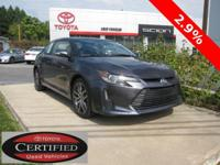ONE OWNER!! 2016 SCION tC!! 2 DOOR COUPE, 2.5L,