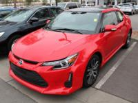 CARFAX 1-Owner, Scion Certified, ONLY 11,522 Miles! EPA