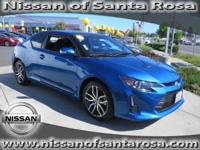 Options:  2016 Scion Tc 2Dr Hb Auto|Warranty|Roof-Dual