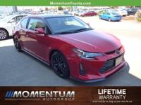 Options:  2016 Scion Tc Release Series 10.0|Barcelona