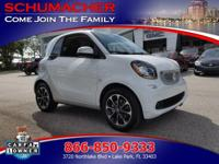 Options:  2016 Smart Fortwo Passion| |Driver/Passenger