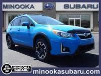 Introducing the 2016 Subaru Crosstrek! Feature-packed
