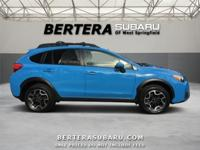 Introducing the 2016 Subaru Crosstrek! This is an