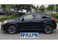 This Crosstrek is a local, CARFAX One-Owner vehicle.