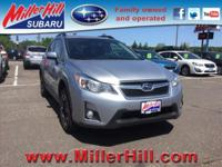 2016 Subaru Crosstrek 2.0i Premium AWD 5M ready to go!