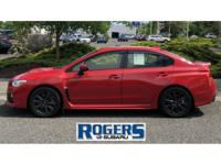 This Subaru WRX is sweet! This WRX will stick to the