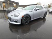 This 2016 Subaru BRZ Premium is proudly offered by