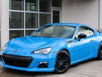 Very rare 1 owner Supercharged BRZ Series.HyperBlue