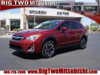 This 2016 Subaru Crosstrek 2.0i Limited includes a