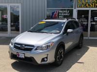 Introducing the 2016 Subaru Crosstrek! With