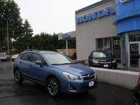 Crosstrek Limited with Eyesight, Navigation, Blind Spot