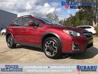 LOW MILEAGE 2016 SUBARU CROSSTREK PREMIUM AWD**CLEAN