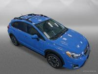 If you've been looking for the right Crosstrek then you
