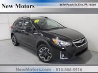 This outstanding example of a 2016 Subaru Crosstrek
