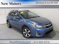 This 2016 Subaru Crosstrek Hybrid Touring is proudly
