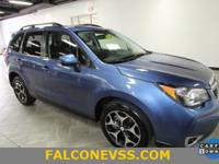 CARFAX One-Owner. Clean CARFAX. Certified. Quartz Blue