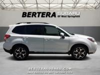 Introducing the 2016 Subaru Forester! Pure practicality