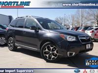 CARFAX One-Owner. Clean CARFAX. Gray 2016 Subaru