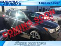 2016 Subaru Forester 2.0XT Touring 4D Sport Utility