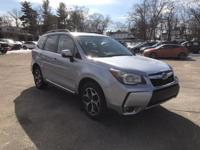 Introducing the 2016 Subaru Forester! Settle in and